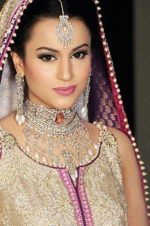 Image Result For Natural Bridal Makeup Indian