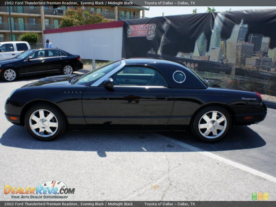 2002 Ford Thunderbird Ford Thunderbird Thunderbird Car Ford