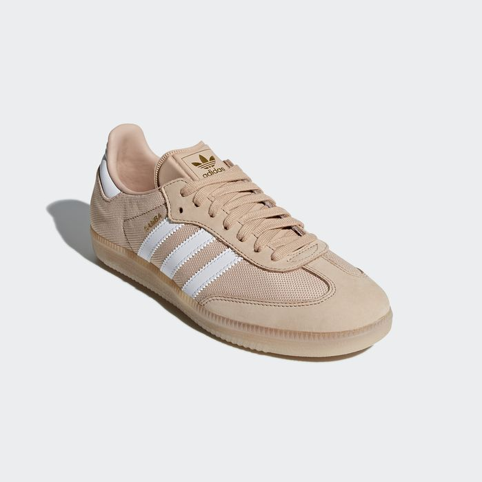 Samba Shoes Ash Pearl 8.5 Womens | Products | Samba shoes