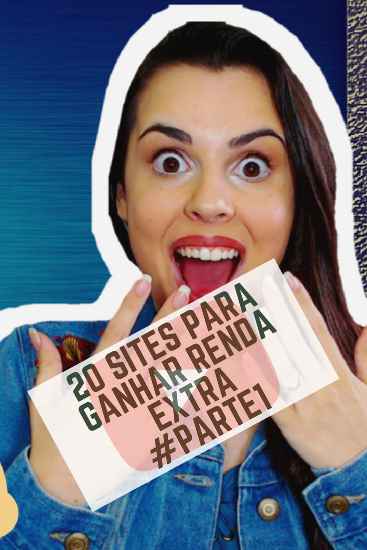 SITES PARA GANHAR RENDA EXTRA | Série de 20 SITE...