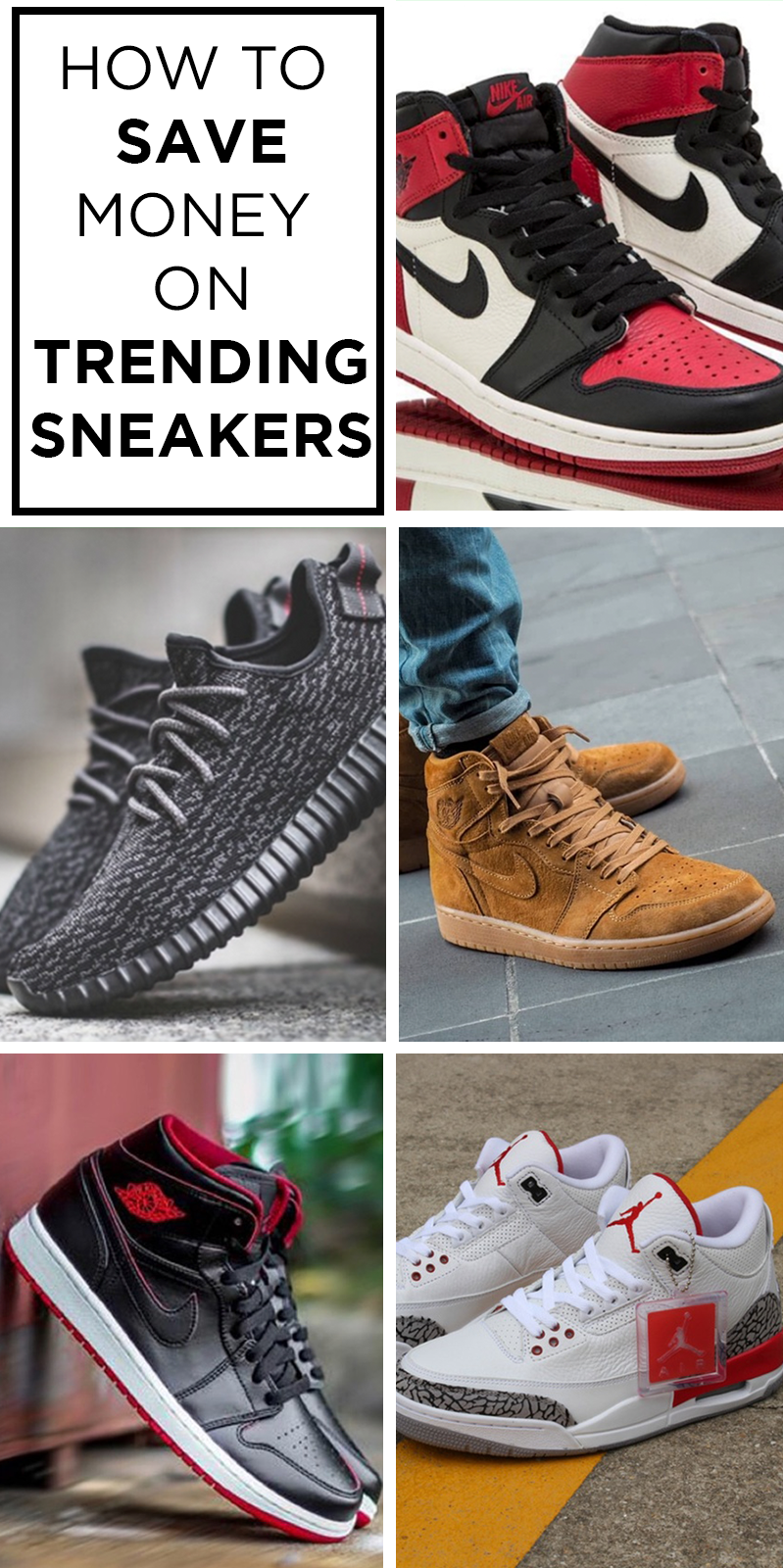 33a433d9f Don t overpay for sneakers. Find up to 50% off of Air Jordan