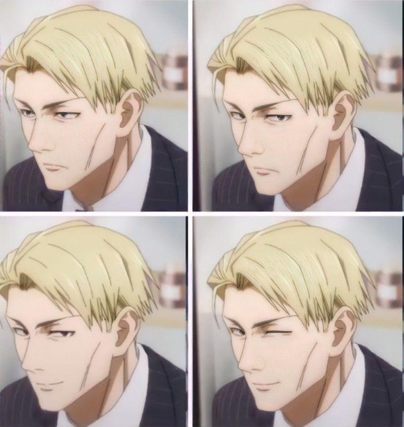Nanami Kento 3 In 2021 Jujutsu Anime Boyfriend Aesthetic Anime