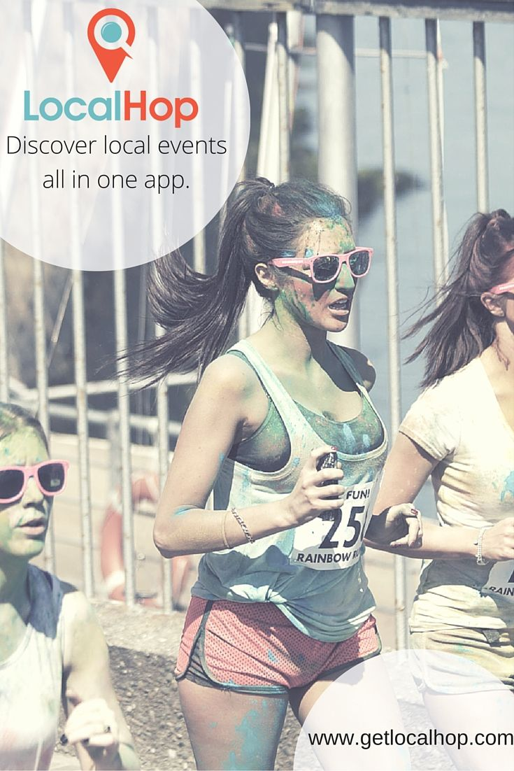 LocalHop is the best way to discover local events