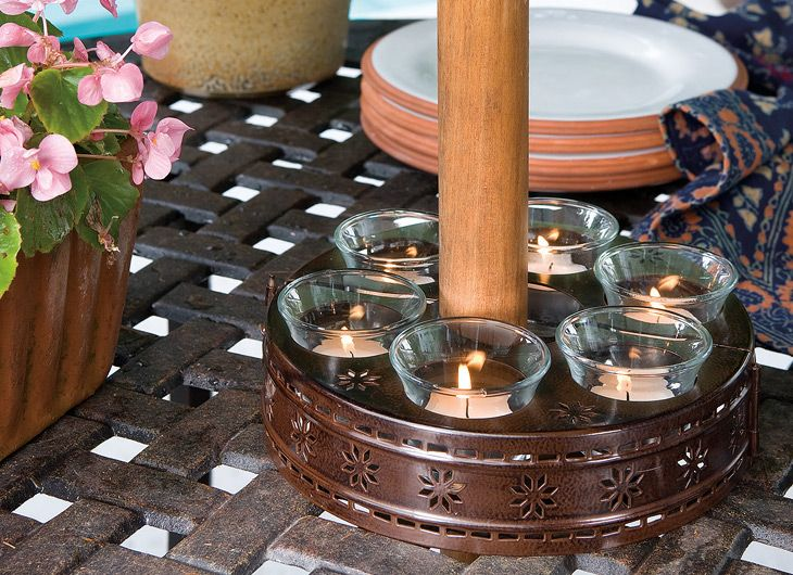 Explore Patio Lighting, Tealight Candle Holders, And More!