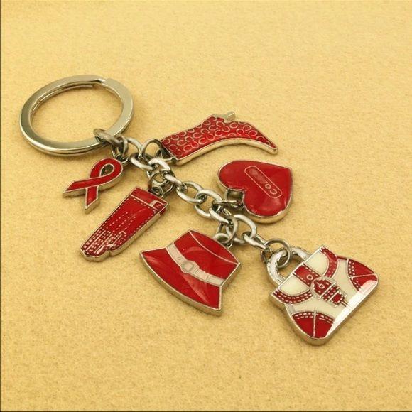 keychain car key ring pendant keychain car key ring pendant Coach Accessories Key & Card Holders