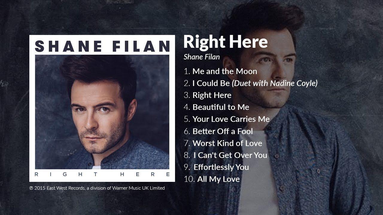 Shane Filan - Right Here (Full Album) - YouTube | Music