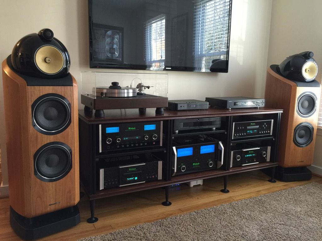 Mcintosh Gallery-show Us Your System