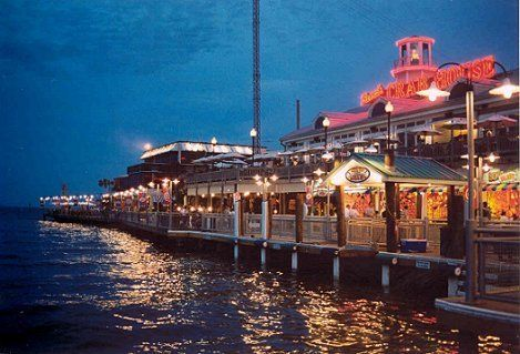 Kemah Boardwalk Kemah Texas I Loved It Here So Cool With