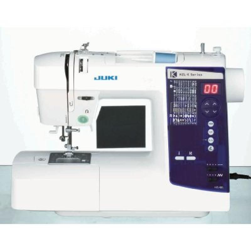 Juki HZL-K85 Computer-Controlled Household Sewing Machine Sewing ...