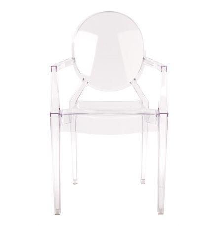 The Matt Blatt Replica Philippe Starck Louis Ghost Armchair