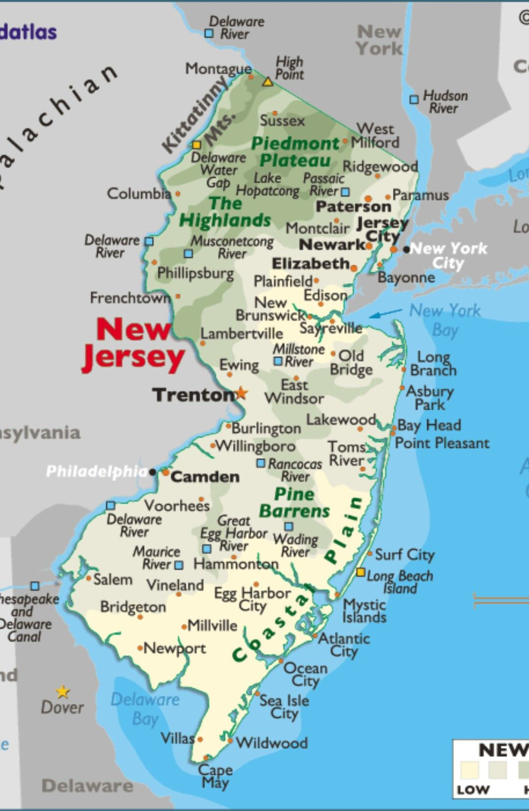 Pin By Tera Tormanen On New Jersey