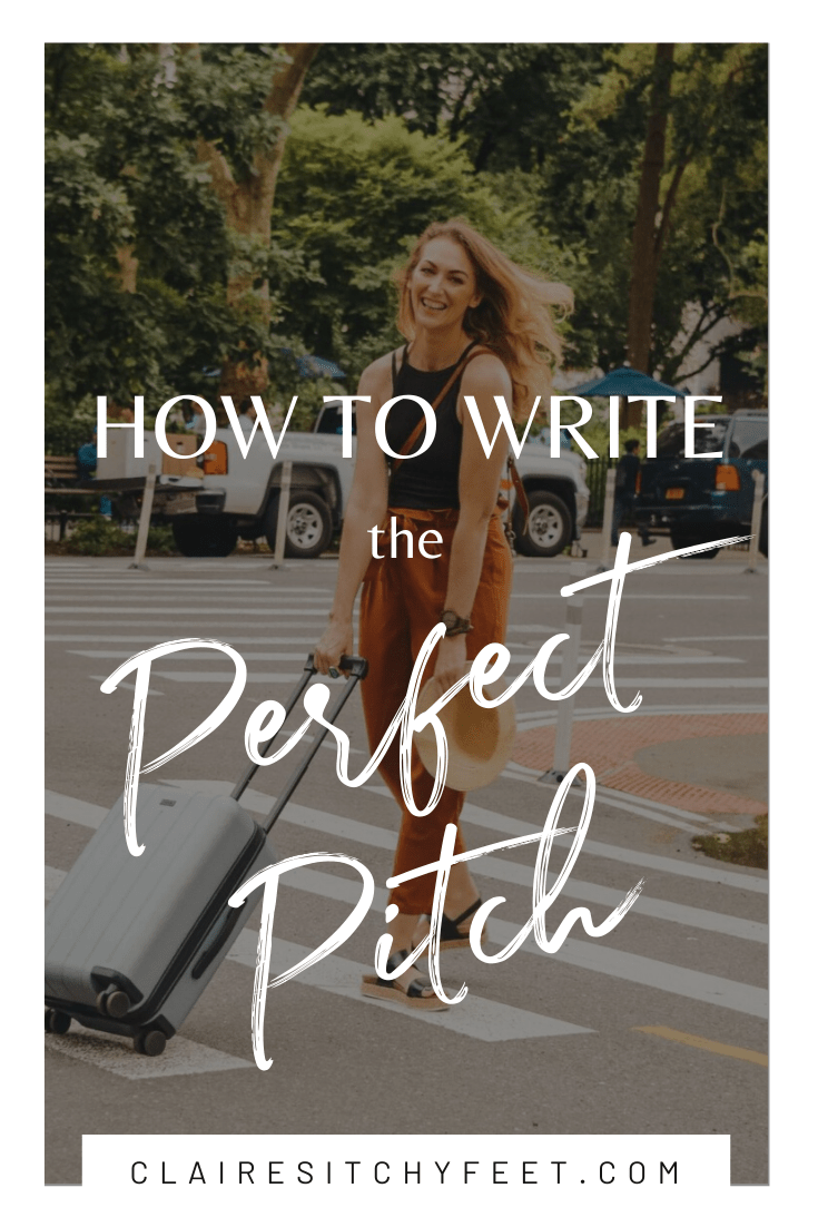 How To Write The Perfect Pitch In 2020