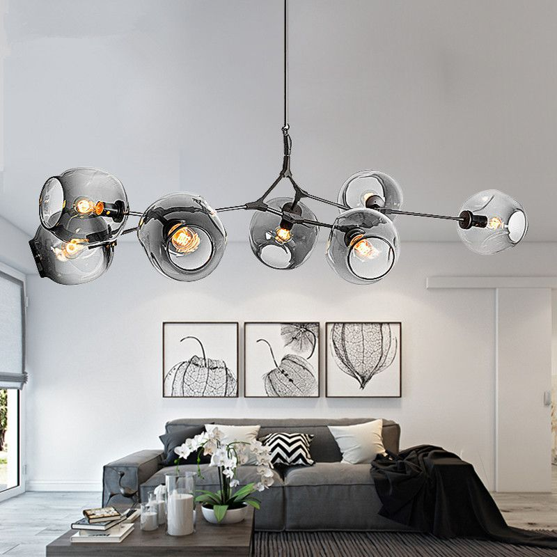 Find more chandeliers information about nordic chandelier lighting find more chandeliers information about nordic chandelier lighting branching bubble ball pendant lamp gold metal hanging aloadofball Images