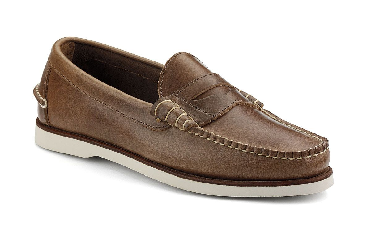 922b4188124 Sperry Top-Sider Men s Sperry Top-Sider Authentic Original Penny Loafer by  Made in Maine