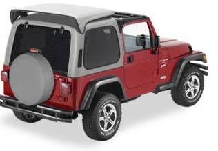 techo duro jeep wrangler tj marca bestop - tienda online de
