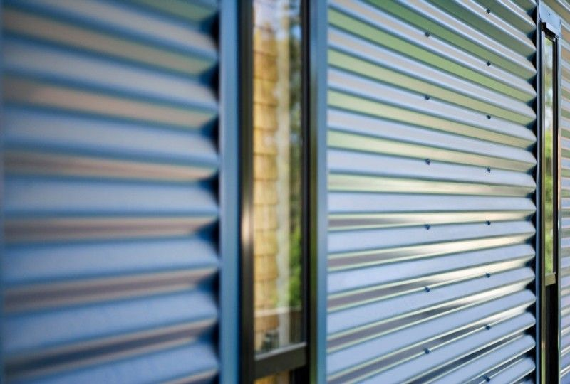 Walling Made From Colorbond Steel Metal Building Homes House Cladding Metal Building Kits