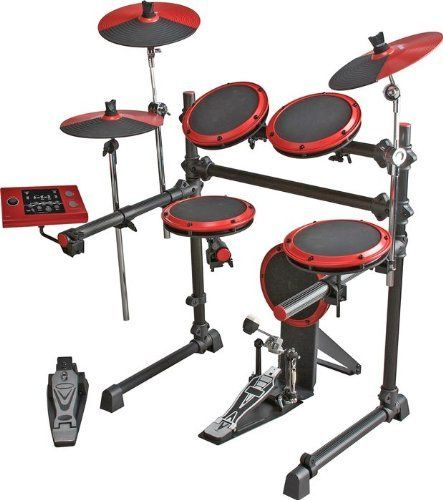 Ddrums Dd1 Electronic Drum Kit By Ddrum 439 12 The Dd1