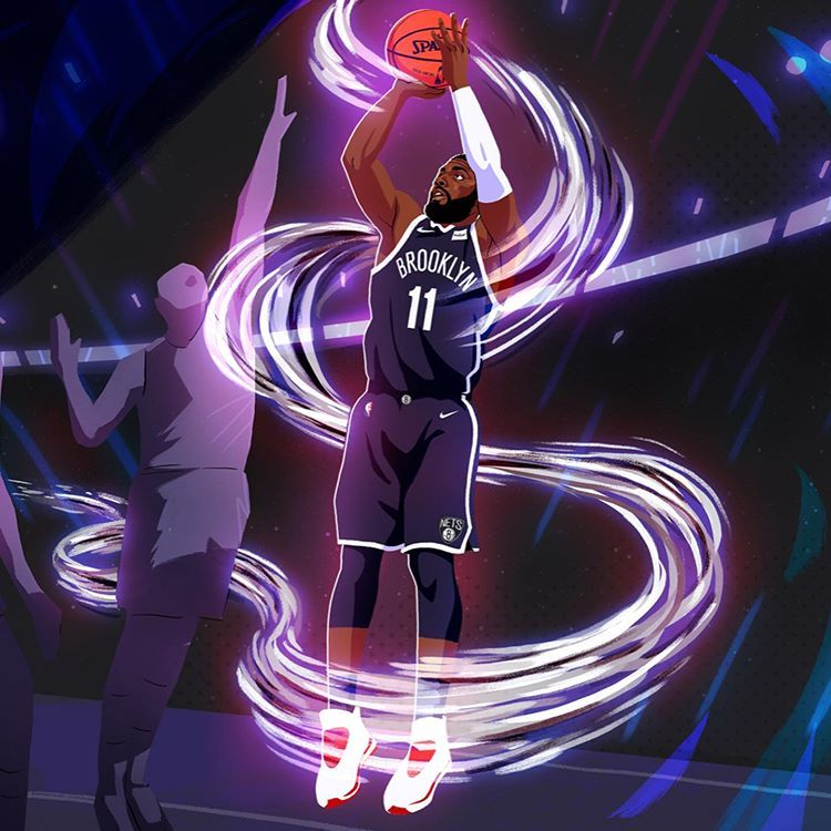In A Shocking Turn Of Events The New Orleans Pelicans Drafted Zion Williamson 1 Irving Wallpapers Basketball Art Nba
