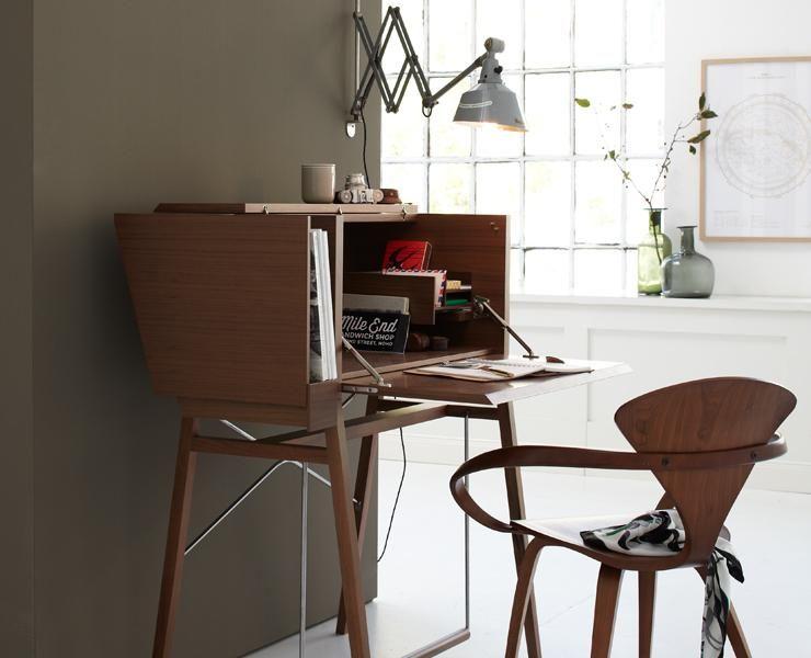 Schlafzimmer einrichten und gestalten: Den Arbeitsplatz ...