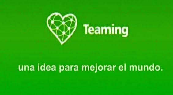 #teaming #ayudas #compromiso #FormaciónparaelEmpleo #Paramejorarelmundo