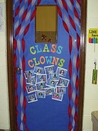 Circus Themed Kindergarten Classroom