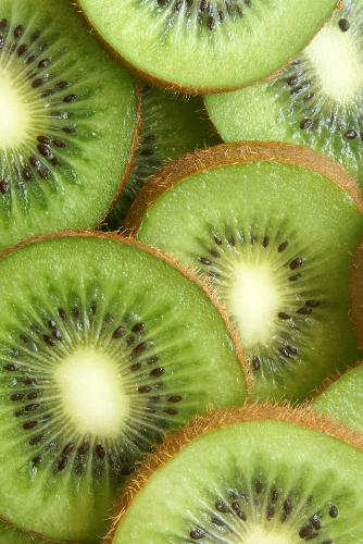 ○ kiwi fruit