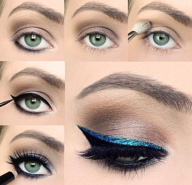 Another makeup look