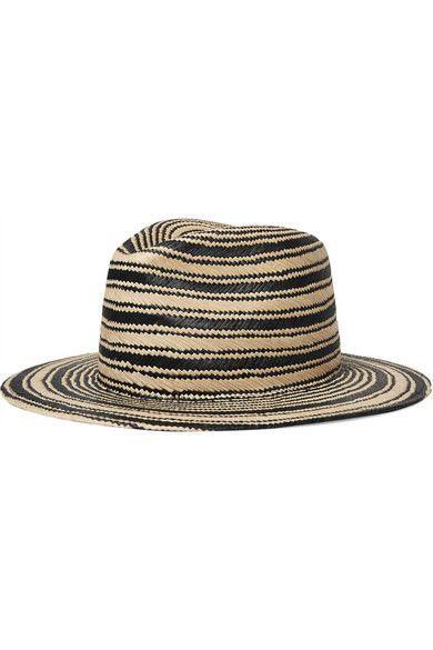 Frayed Straw Panama Hat - Beige Rag & Bone Buy Cheap Original Free Shipping 2018 Unisex e8neS