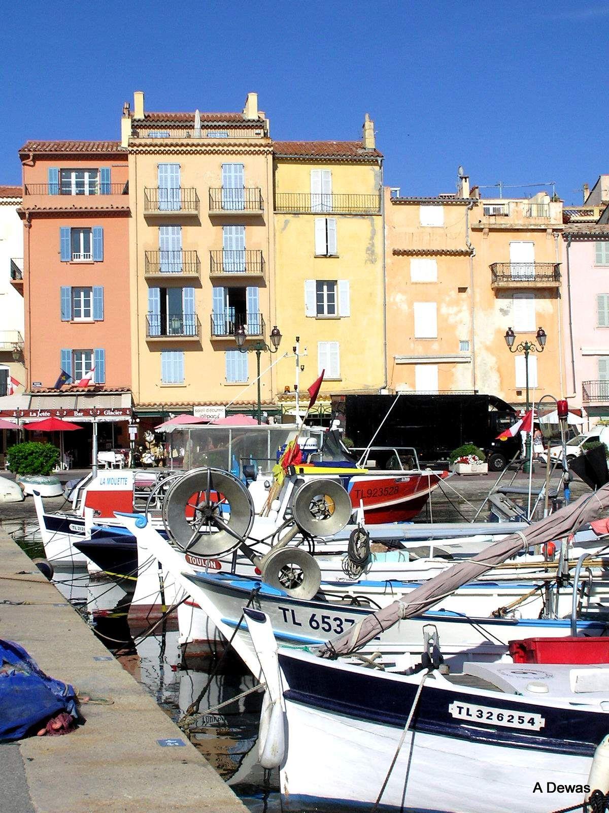Saint-Tropez is a Provençal town,  in the Var department of the Provence-Alpes-Côte d'Azur