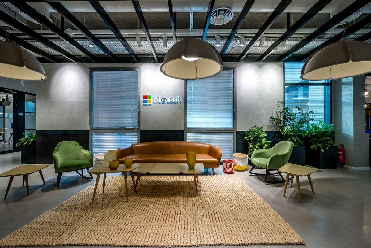 microsoft office design. Microsoft Herzliya Israel Office Design Pinterest .