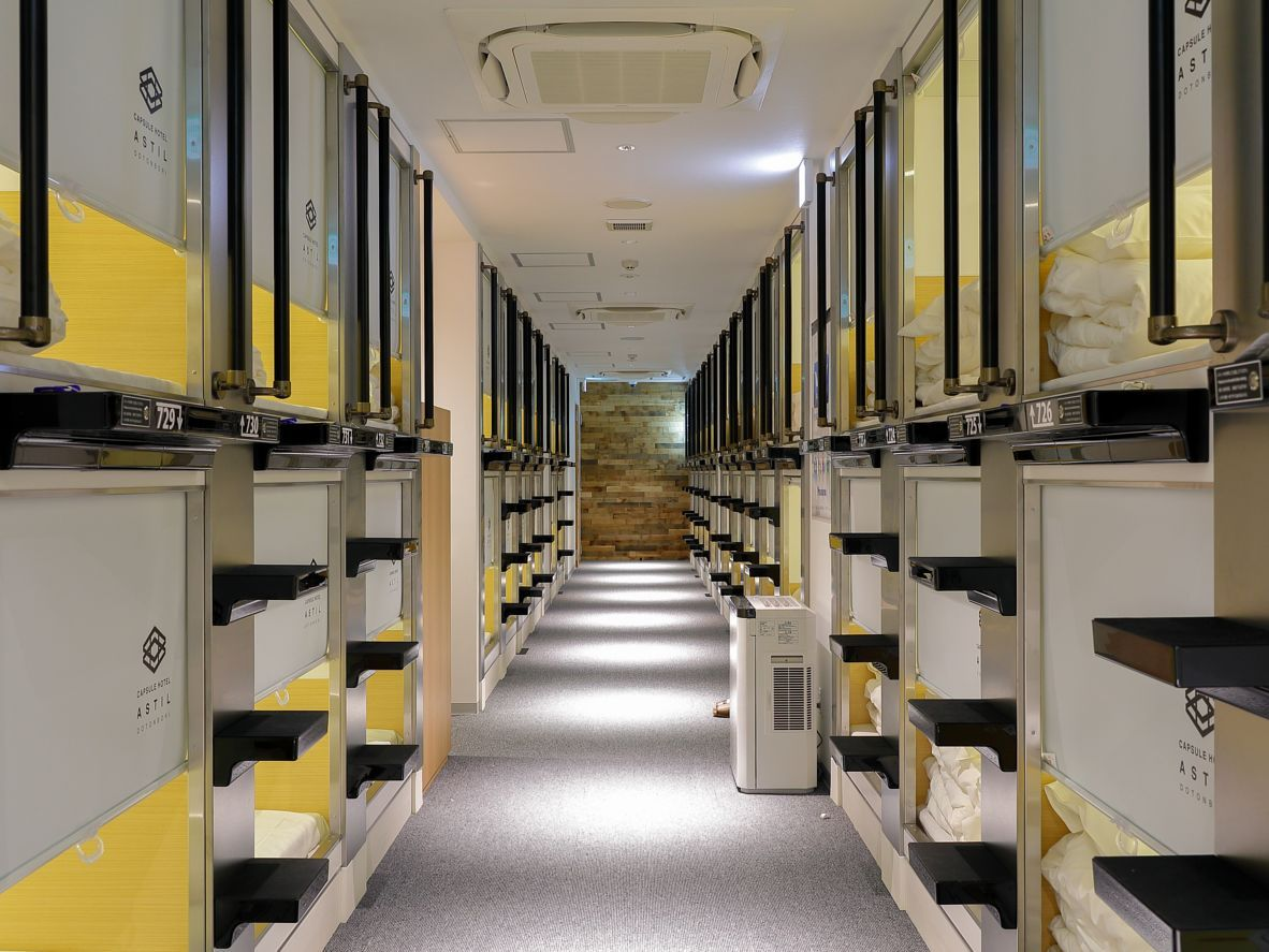 World' Capsule Hotels In 2019