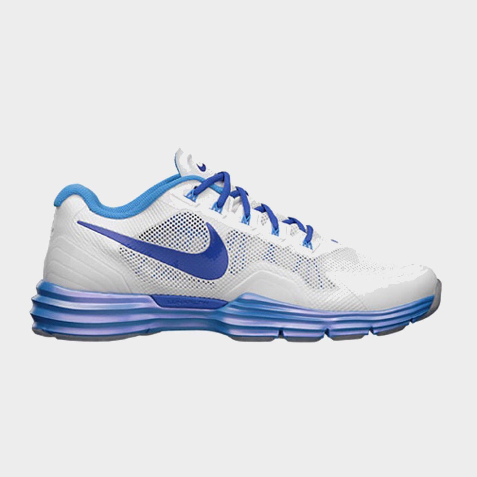 pretty nice e5522 3cf4b ... coupon code ebay nike lunar tr1 white blue men size 11 sneakers withing  our ebay store