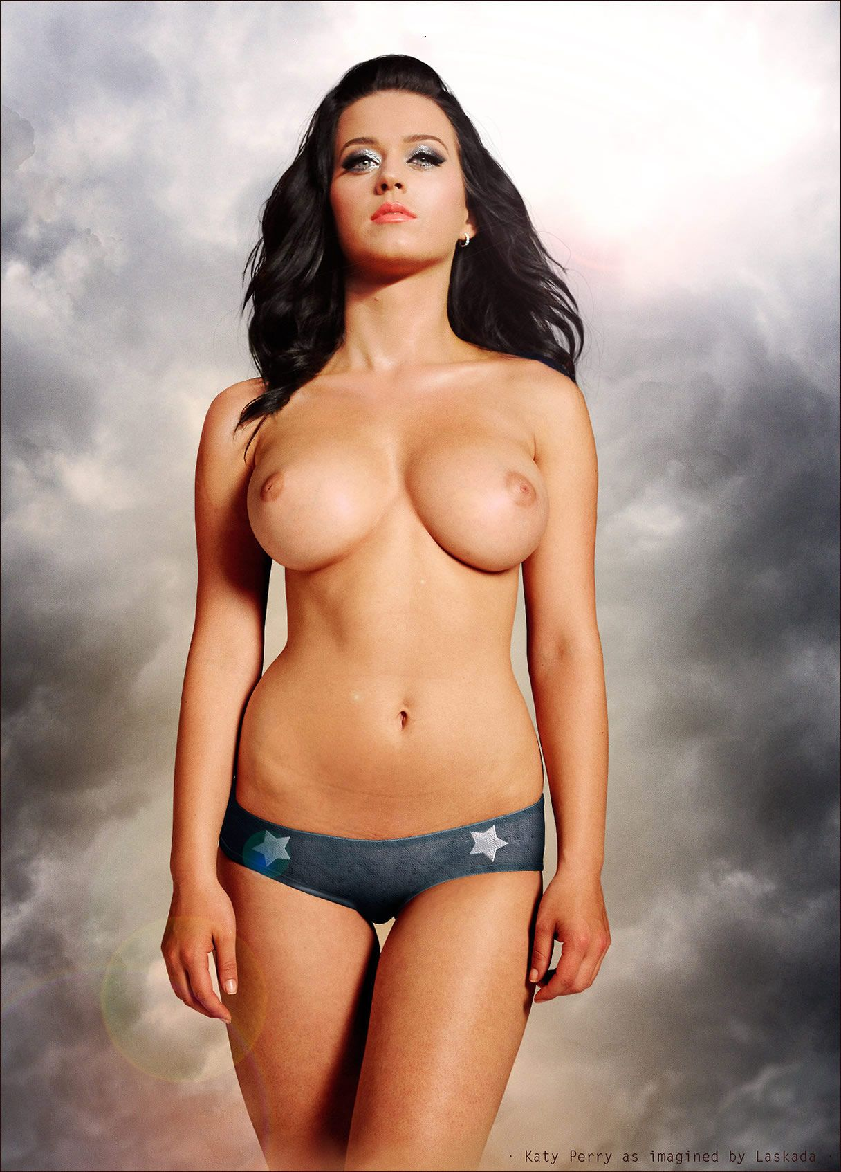 naked Katy boobs perry