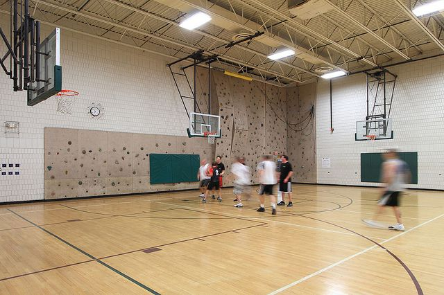 Gym and Rock Climbing Wall | Southdale YMCA | Climbing wall