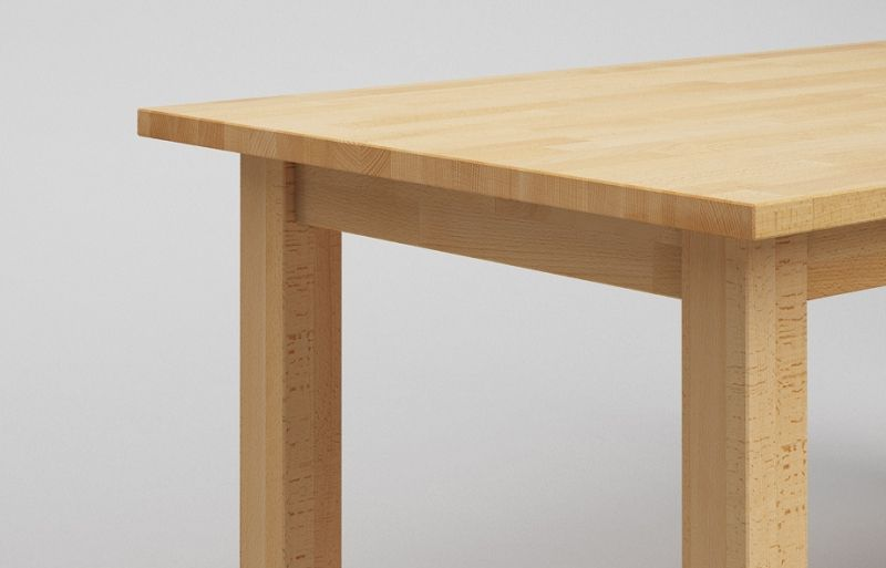 75 x 55 cm bei poco Küchentisch, Küche tisch, Esstisch buche