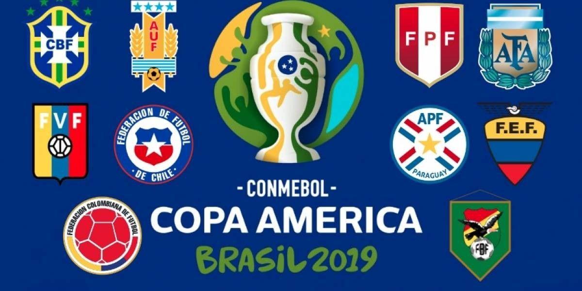 Pin de Marcelo Rivas en directv Copa américa, Club de