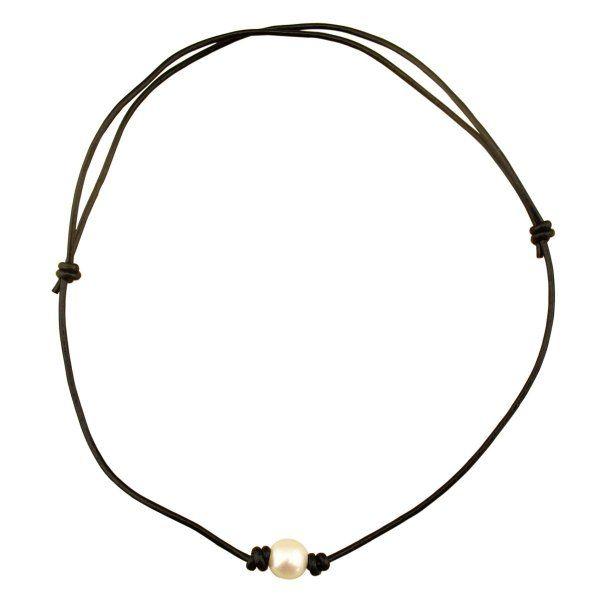 Pearl Jewellery Freshwater Pearl Choker Boho Choker Pearl Choker Pearl Jewelry Basic Pearl Choker Pearl Necklace Single Pearl Choker
