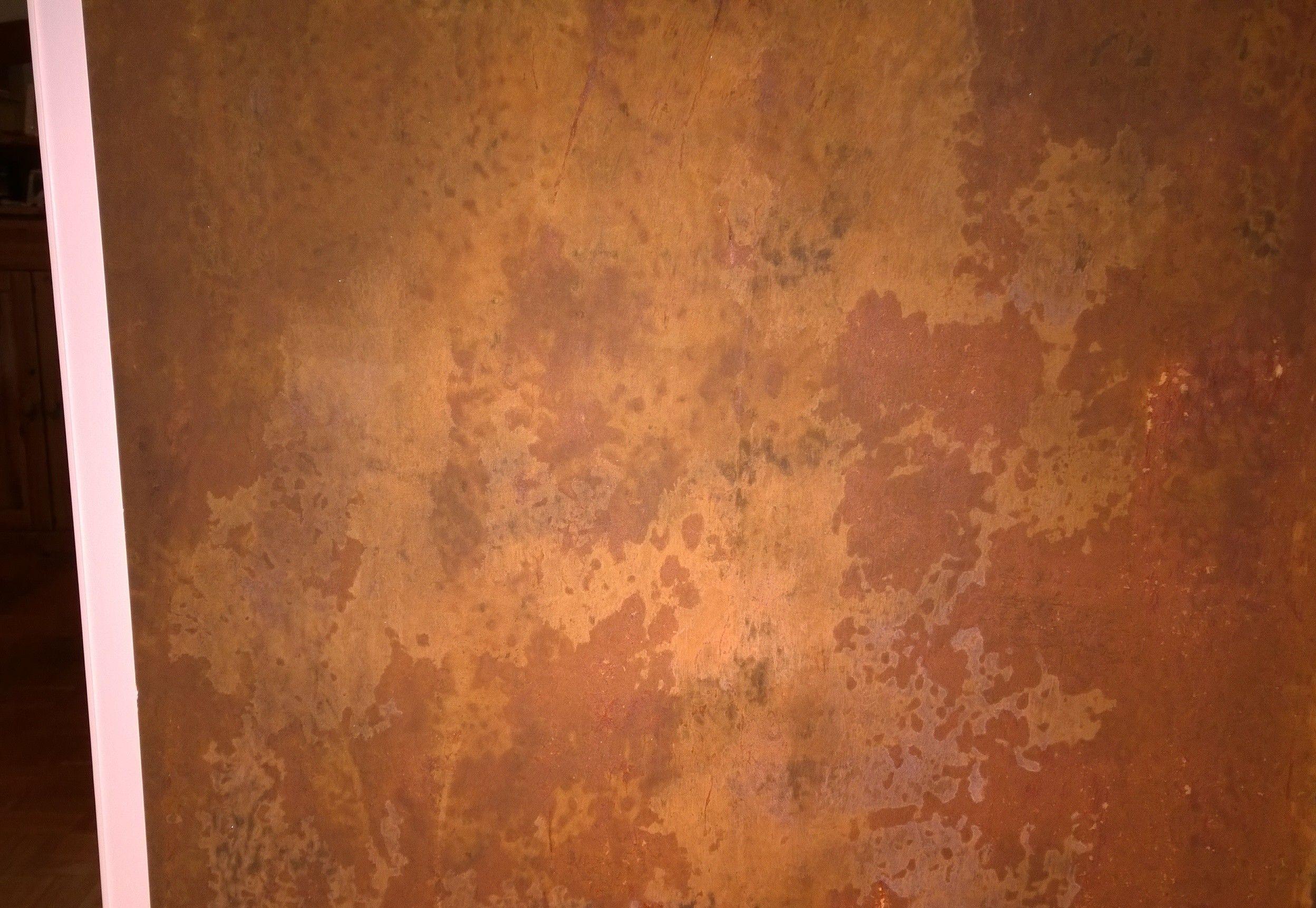 rostoptik von frankjordan metall rost rust painting rostoptik pinterest metall optik. Black Bedroom Furniture Sets. Home Design Ideas