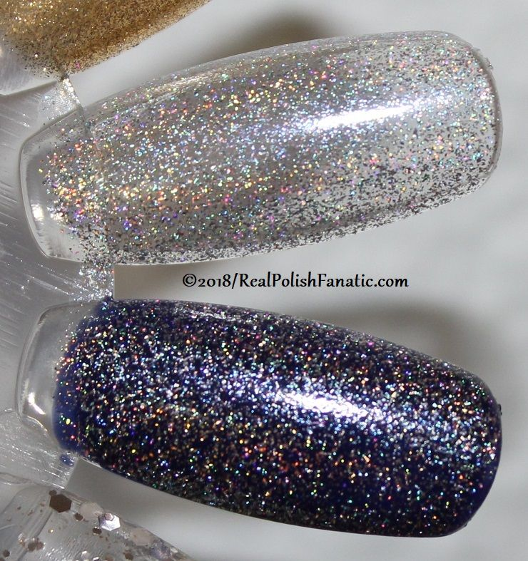 Opi The Nutcracker And The Four Realms Opi Holiday 2018 Disney S The Nutcracker And The Four Realms Collection Swatch And Review Winter Nails Winter Nail Designs Cool Nail Designs