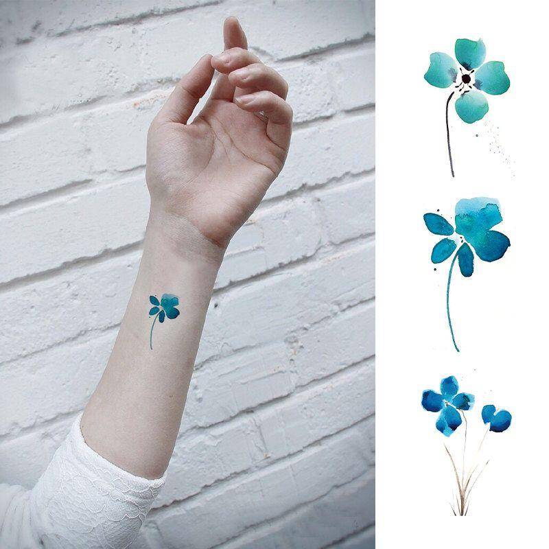 épinglé Par Ta Mik Sur Tatouages Tatouage Bleu Tatouage