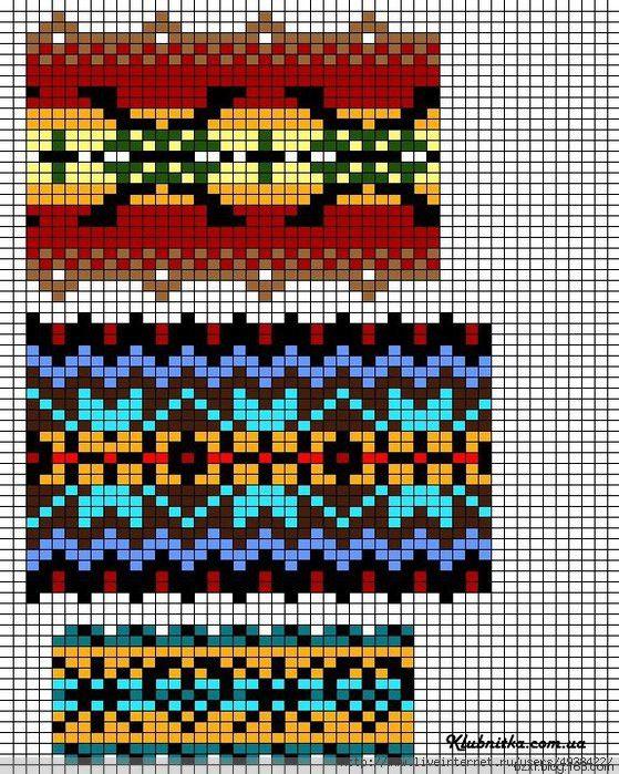 提花图案 - 编织幸福 - 编织幸福的博客