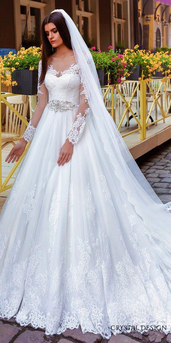 crystal design bridal 2016 wedding dresses 31 | Wedding dress, 2016 ...