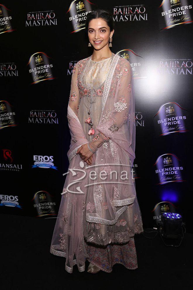 Deepika Padukone In Bajirao Mastani Movie (6) | Deewani ...