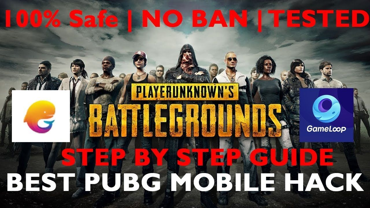 Latest Best Pubg Mobile Hack Tencent Gaming Buddy 100 Safe No Id Gaming Tips Buddy Hacks
