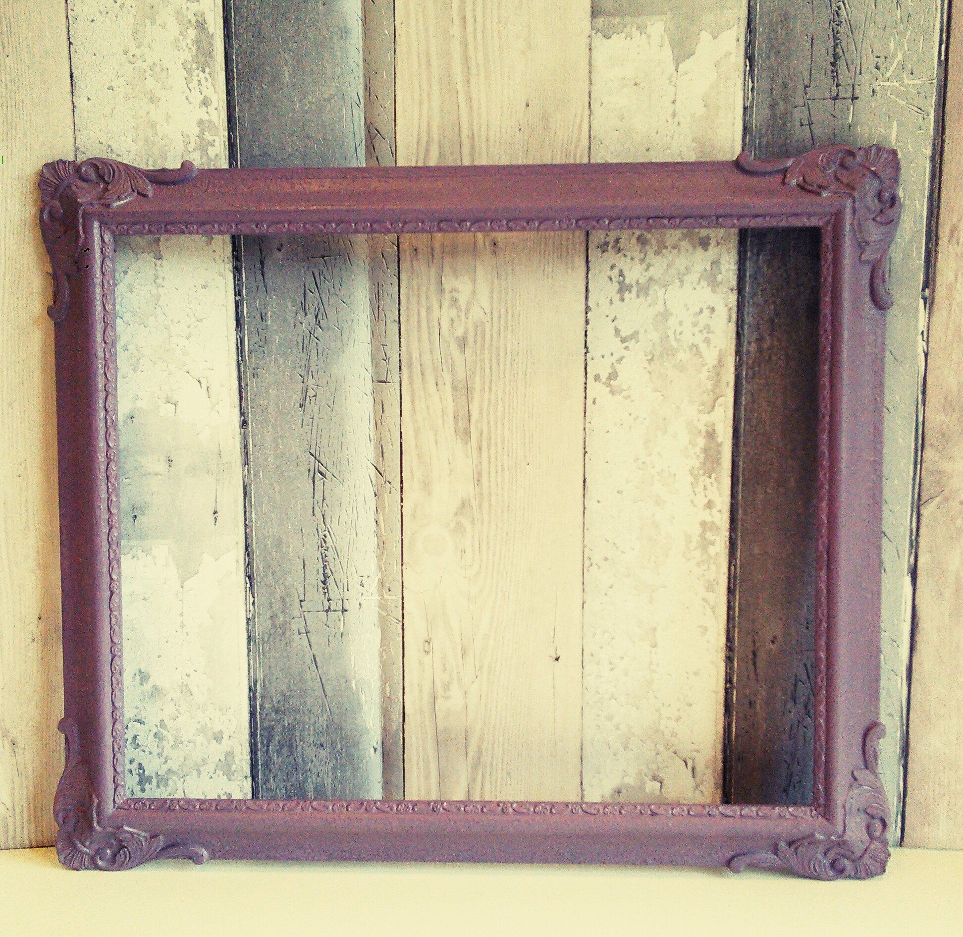 Open frame, empty frame, picture frame prop, photo frame prop, photo ...