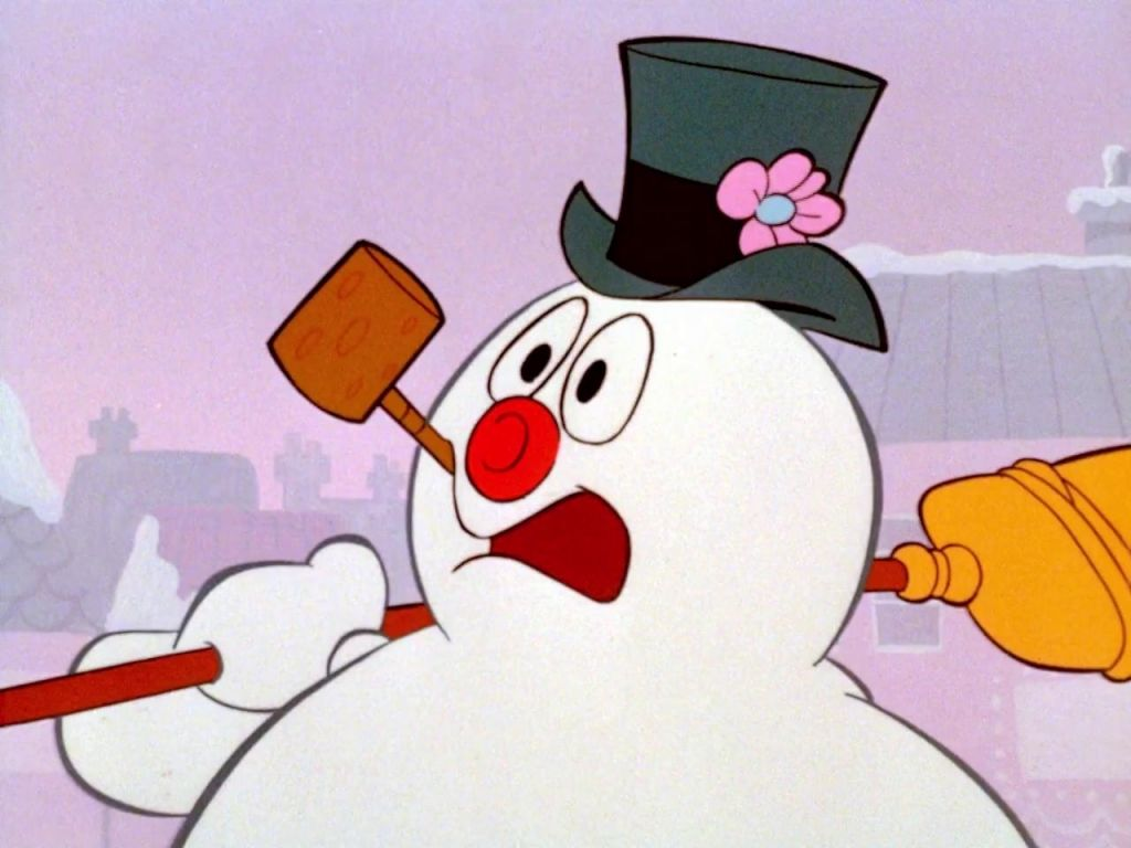 Frosty the Snowman Song | Buy Frosty the Snowman (1969 ...