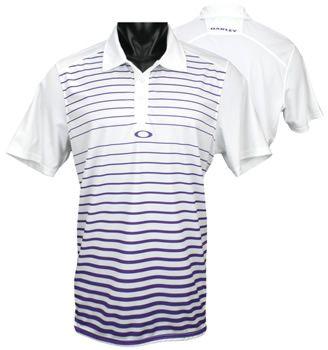 2c57fd99c Oakley Gamer Golf Shirts - CLEARANCE   Oakley   Golf shirts, Golf ...