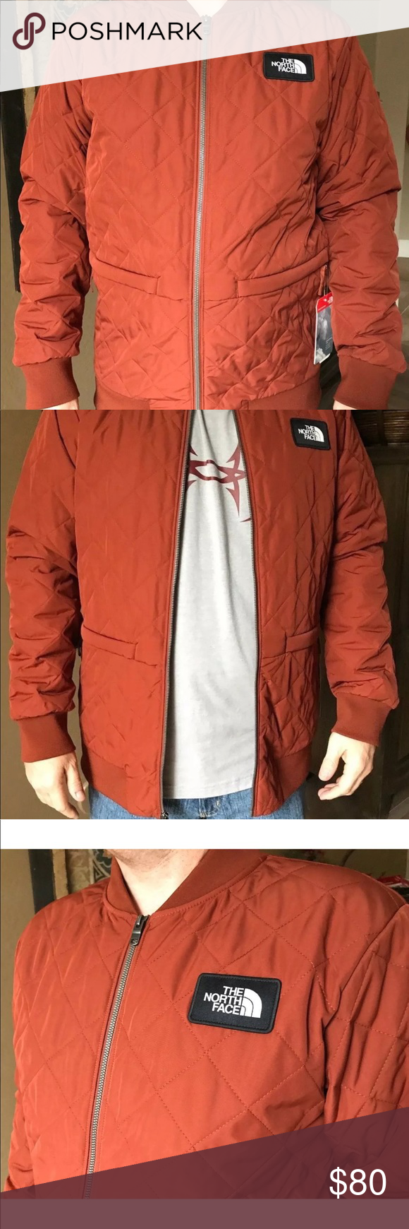5ef0f605fd Men's The North Face Distributor Jacket NEW 2018 AUTHENTIC SALESMAN SAMPLE The  North Face Distributor Jacket Men's Size M COLOR: BRANDY BROWN RETAIL: ...