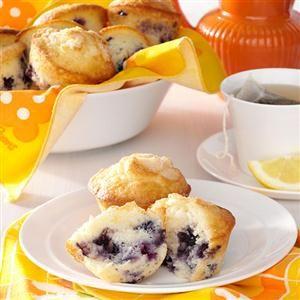 Sour Cream Blueberry Muffins Recipe Sour Cream Blueberry Muffins Blue Berry Muffins Berries Recipes