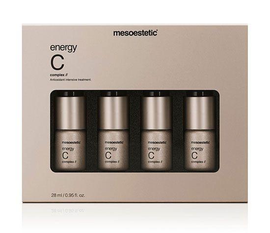 Energy C Complex, tratamiento de cura de Mesoestetic